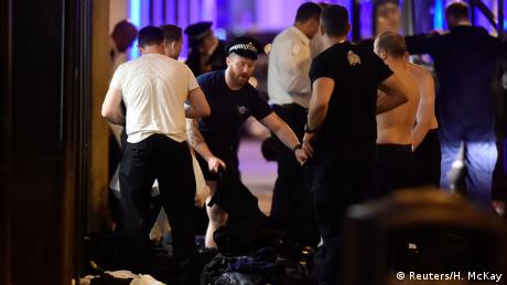 London attackers named; 1 probed before