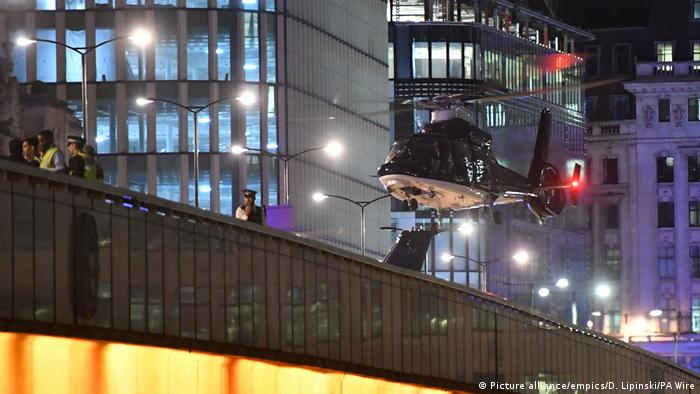 Теракт у Лондоні: поліцейська спецоперація