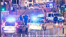 England Vorfall auf der London Bridge Mehrere Fußgänger angefahren