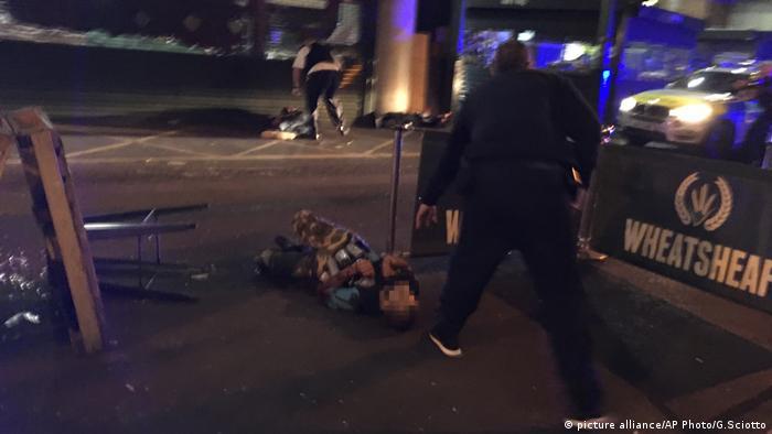 Теракт у Лондоні: підробний пояс шахіда