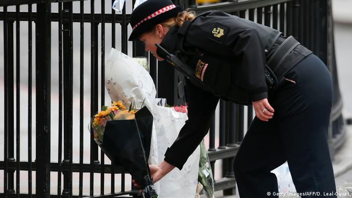 Großbritannien London - Terroranschlag (Getty Images/AFP/D. Leal-Olivas)