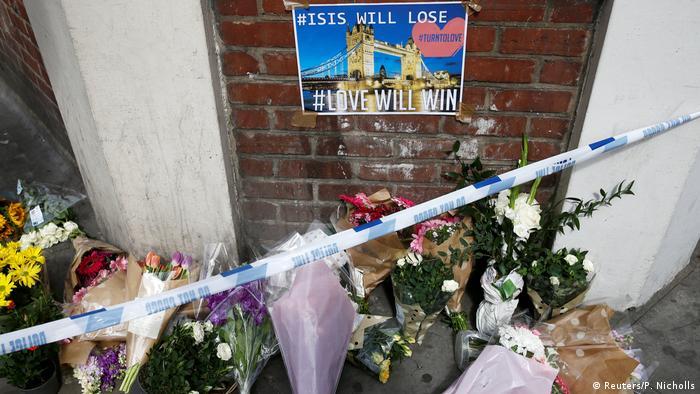 Теракт у Лондоні: на місці нападу поблизу ринку Боро