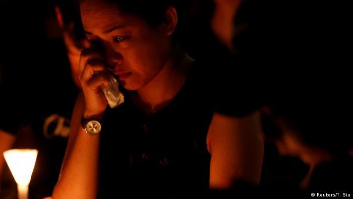 China Gedenken an Tian'anmen – Massaker (Reuters/T. Siu)