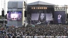 UK Benefizkonzert in Manchester gestartet | Ariana Grande