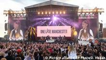 Benefizkonzert nach Anschlag in Manchester Ariana Grande