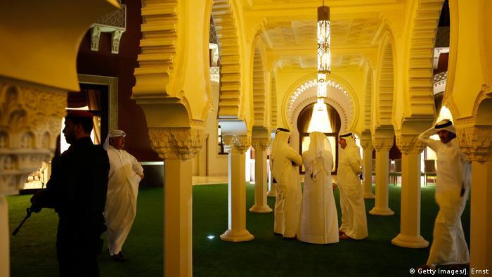 Katar Doha Beamte Verteidigungsministerium (Getty Images/J. Ernst)