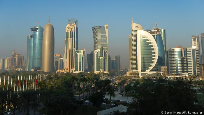 Katar Doha Skyline (Getty Images/M. Runnacles)