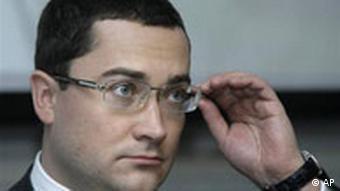 Sergei Kupriyanov Pressesprecher von Gazprom