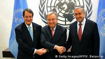 Καθοριστική σημασίας θεωρείται η παρουσία του ΓΓ των Ηνωμένων Εθνών Γκουτέρες στη διάσκεψη την ερχόμενη Παρασκευή