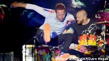 One Love Manchester Benefizkonzert Chris Martin von Coldplay