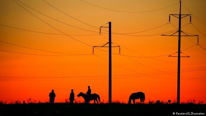 Kasachstan Aral See (Reuters/S.Zhumatov)