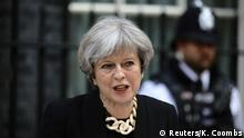 London Theresa May Erklärung Terroranschlag London Bridge