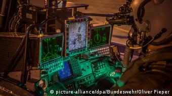 Γερμανός πιλότος στη βάση του Ιντσιρλίκ