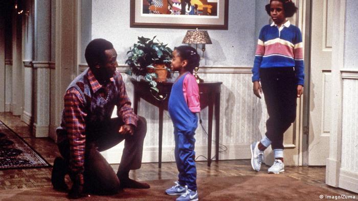 Bill Cosby als gutmütiger Arzt und Familienvater in der Cosby Show (Foto: Imago/Zuma)