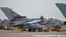 Türkei Incirlik Tornados der Bundeswehr Luftwaffe