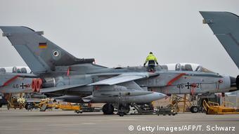 German air force planes in Incirlik