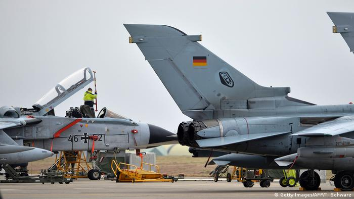 Tornado jets (Getty Images/AFP/T. Schwarz)