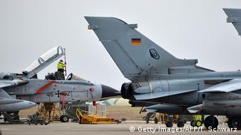 Γερμανικά Tornedo στη στρατιωτική βάση του Ιντσιρλίκ