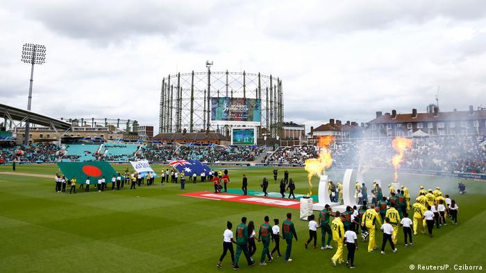 ICC Champions Trophy Cricket - Bangladesh vs Australia (Reuters/P. Cziborra)