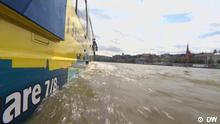 (© DW ) Stichwort: Budapest_Bus