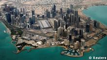 Katar Doha Skyline