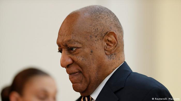 USA Bill Cosby vor Gericht Montgomery County Courthouse in Norristown (Reuters/D. Maialetti)