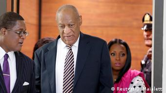 Bill Cosby in court (Reuters/D. Maialetti)