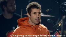 One Love Manchester Benefit Concert Liam Gallagher