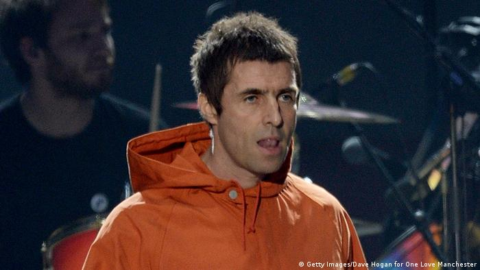 One Love Manchester Benefit Concert Liam Gallagher (Getty Images/Dave Hogan for One Love Manchester)