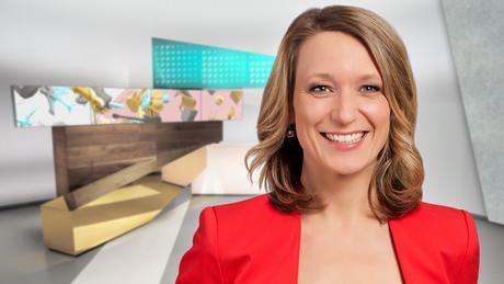 Euromaxx Moderatorin Meike Krüger