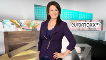 Euromaxx host Meggin Leigh