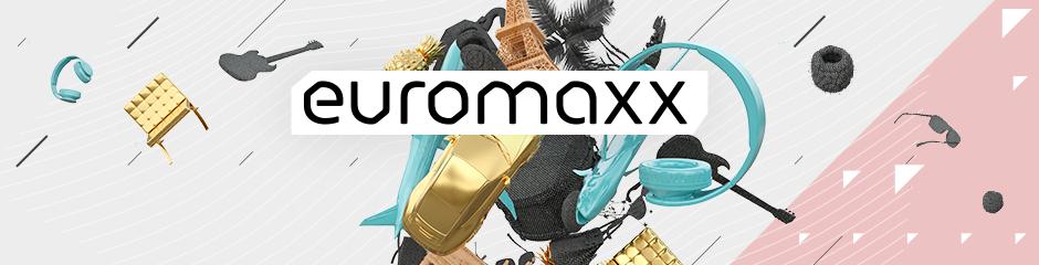 DW Euromaxx (Themenheader deutsch/englisch/spanisch)