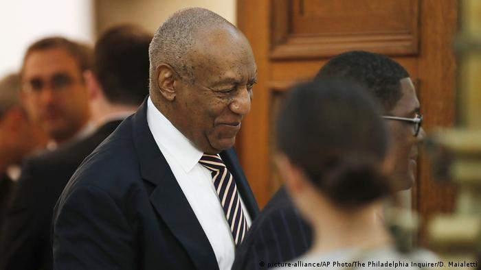USA Pennsylvania - Bill Cosby vor Gericht (picture-alliance/AP Photo/The Philadelphia Inquirer/D. Maialetti)