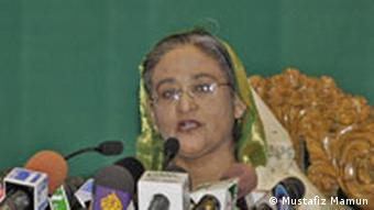 Critics say that Prime Minister Sheikh Hasina has deliberately targeted Yunus