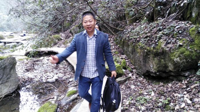 Li Zhao was one of two labor activists who disappeared last month after working covertly at a factory producing shoes for Ivanka Trump