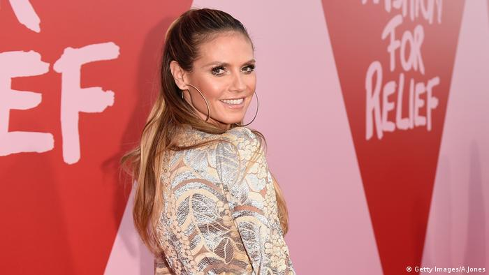 Heidi Klum (Getty Images/A.Jones)