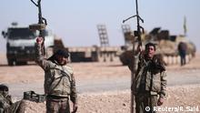 Syrien Offensive auf Rakka