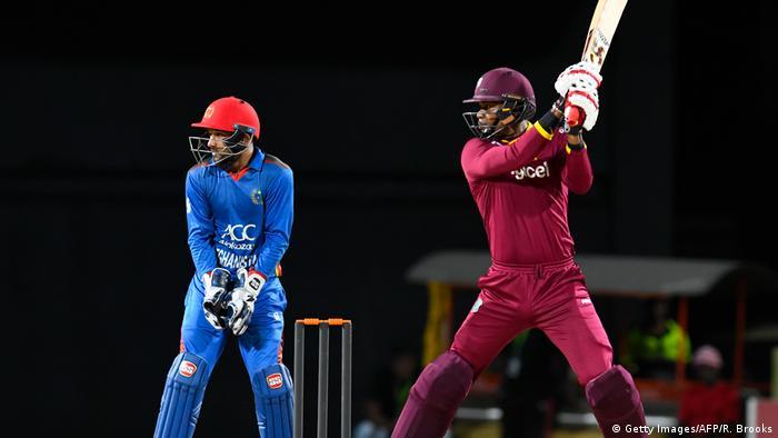 Cricket - Afghanistan vs Westindien (Getty Images/AFP/R. Brooks)