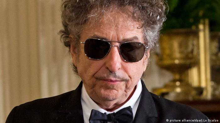 Bob Dylan (picture alliance/dpa/J.Lo Scalzo)