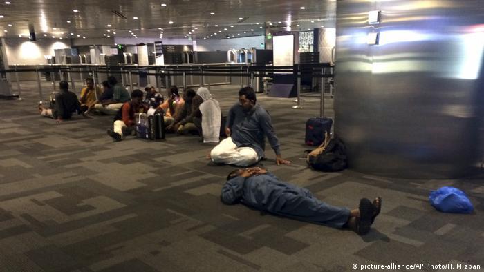 Katar nach dem Boykott (picture-alliance/AP Photo/H. Mizban)