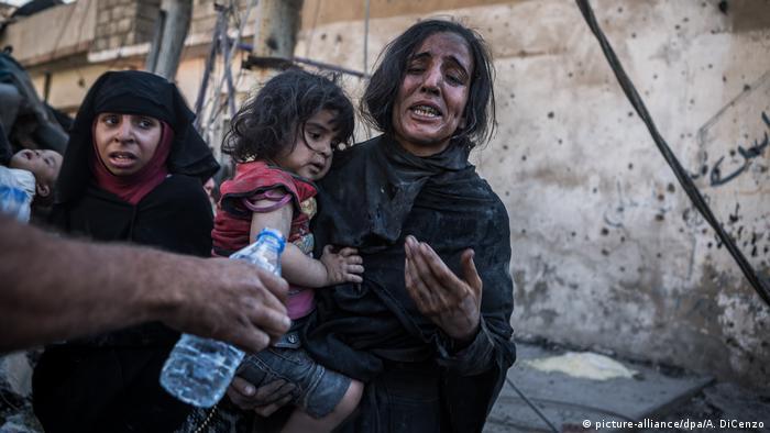 Irak - Flucht aus Mossul