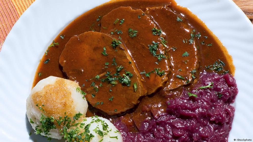 Was Bietet Die Deutsche Küche?