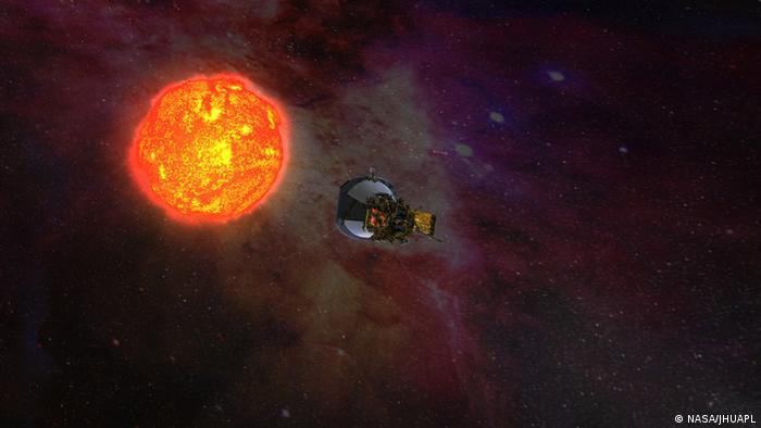 NASA delays launch of Parker Solar Probe 24 hours