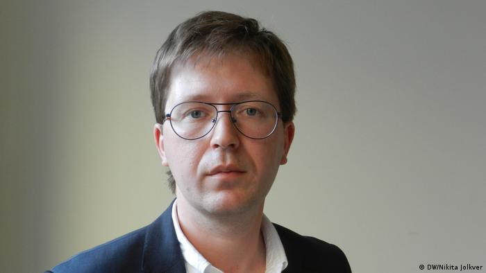 Andrei Soldatov, russischer Journalist