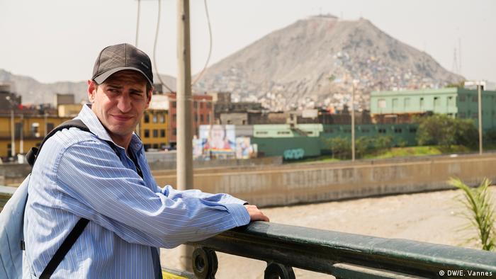Peru Ausländische Gefangene im Ancón-Gefängnis   Davide Cannavo