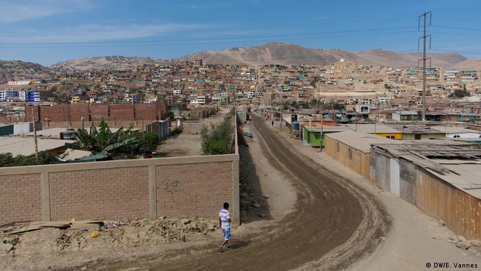 Peru Ausländische Gefangene im Ancón-Gefängnis