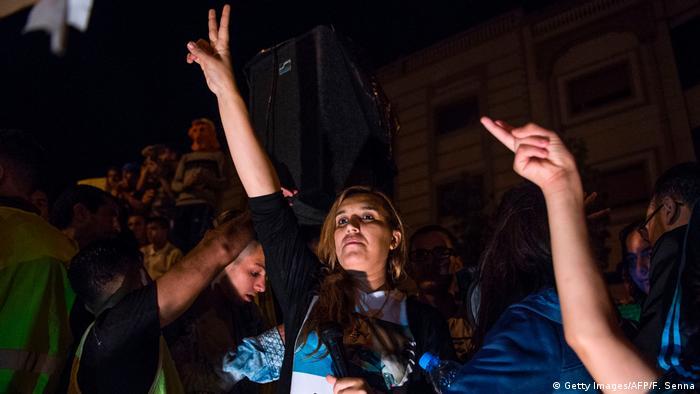 Marokko - Proteste mit Nawal Ben Aissa