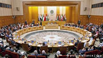 Außenministerkonferenz Arabische Liga zur Lage in Gaza