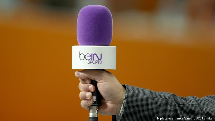 Katar beIN Sport Sender (picture alliance/sampics/C. Pahnke )