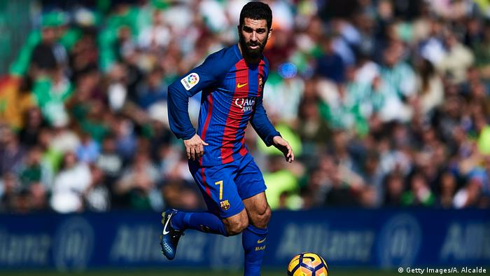 Arda Turan (Getty Images/A. Alcalde)